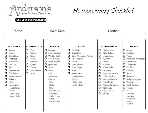 list theme days anderson s ultimate list of ideas for spirit week