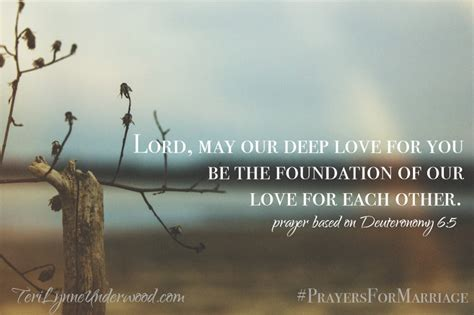 31 verses to pray for your marriage deuteronomy 6 5