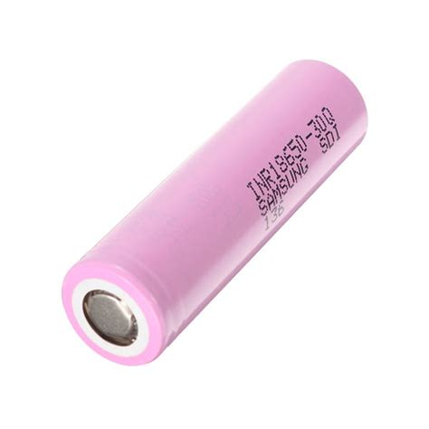 1pcs inr18650 30q 3000mah 20a flat top protected power 18650 li ion battery for samsung sale