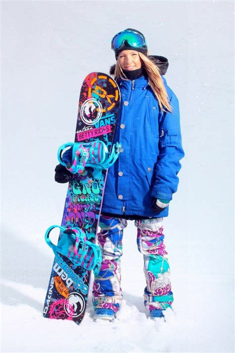 Senior Pictures With Snowboards