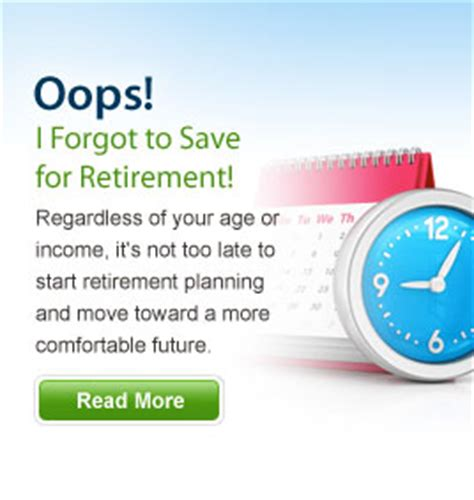 A Late Starter S Guide To Retirement retirement