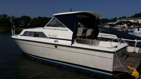 cabin boats prices chris craft cabin cruiser 1979 for sale for 4 500 boats