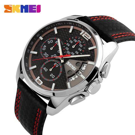 Jam Tangan Wanita Skmei Casual Murah Chrono Aktif Original skmei jam tangan analog pria 9106