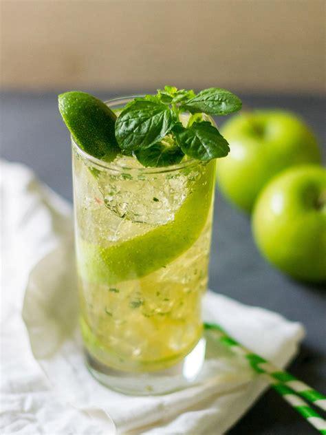 mojito recipe apple mojito recipe hgtv