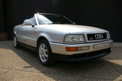 Audi 6 Gebraucht by Used Audi Cabriolet 2 6 E Seymour Pope