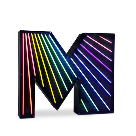 lettere m le design lettre m delightfull