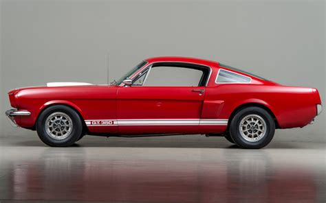 this 1966 shelby mustang gt350 originally cost 4 200