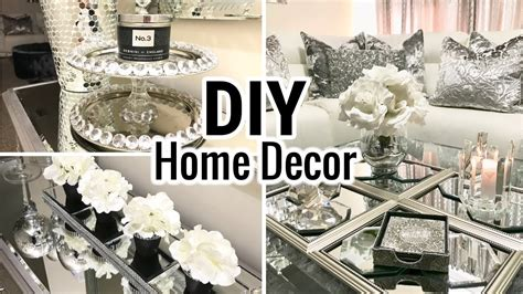 diy home decor ideas  dollar tree diy mirror decor