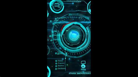 wallpaper android jarvis jarvis animated wallpaper wallpapersafari