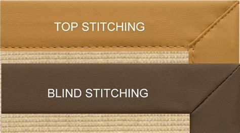 Top Stitch Upholstery by Faq Sisal Rugs Direct
