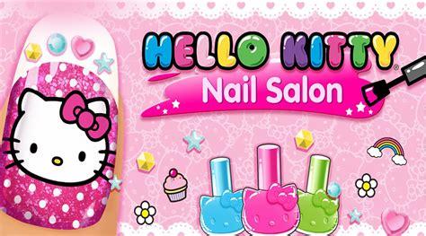 play  kitty nail salon  pc  mac  bluestacks