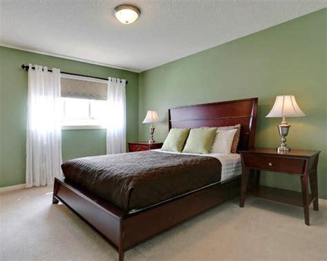 medium sized green bedroom design ideas renovations