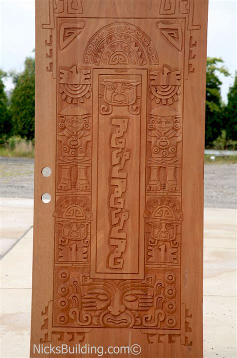 carved exterior doors carved doors exterior carved mahogany doors