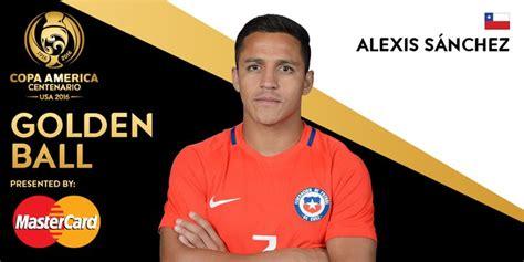alexis sanchez twitter copa america centenario bawa chile juara alexis sanchez