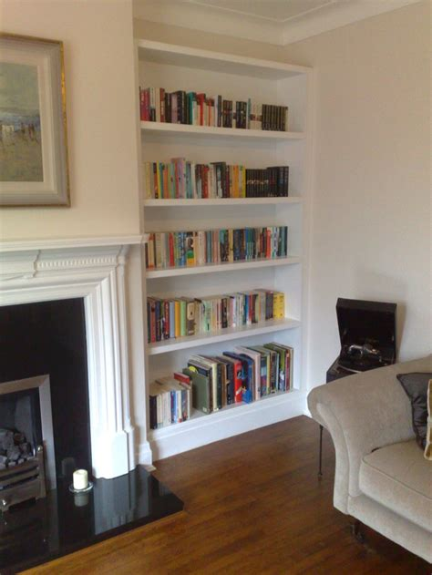 Kitchen Cabinet Wall Brackets alcove bookshelves alcove pinterest