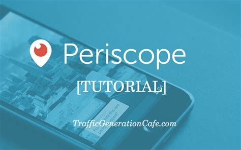 How To Search For On Periscope Periscope Tutorial How Use S Periscope