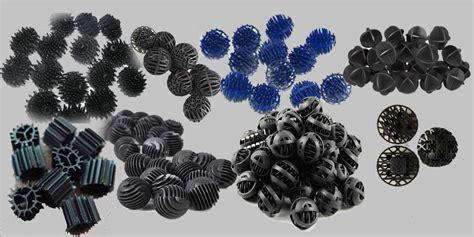 Bioball Alami mengenal berbagai jenis filterasi untuk kolam koi