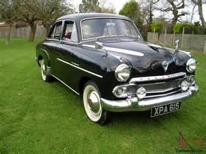 Vintage Vauxhall Vintage Classic 1955 Vauxhall Velox Vgc