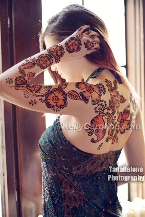 henna tattoo artist carson arm mehndi designs fashion home