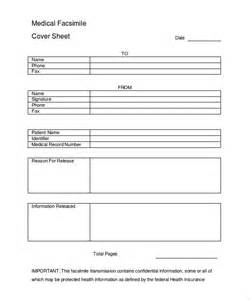 cover sheet 13 free word pdf documents download