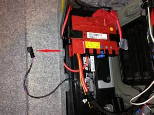 bmw 335i battery replacement