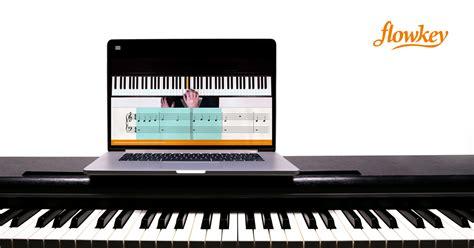 play piano learn  play piano   flowkey