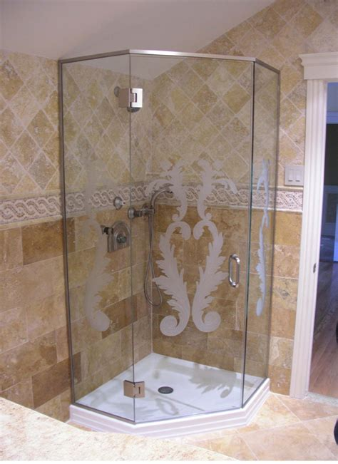 Glass Shower Door Ideas Etched Designs Glass Shower Doors Useful Reviews Of Shower Stalls Enclosure Bathtubs And