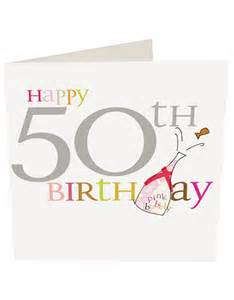 happy 50th birthday cards gangcraft net