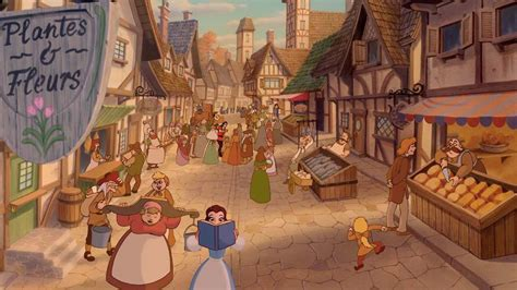 beauty and the beast town 14 times disney movies gave us wanderlust silly oh my