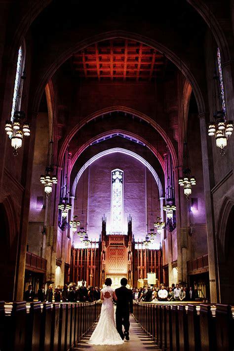 congregational church  los angeles weddings