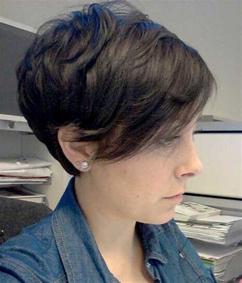 swaf teenager hairstyles for medium hair if i did a pixie cut maybe something like this cute
