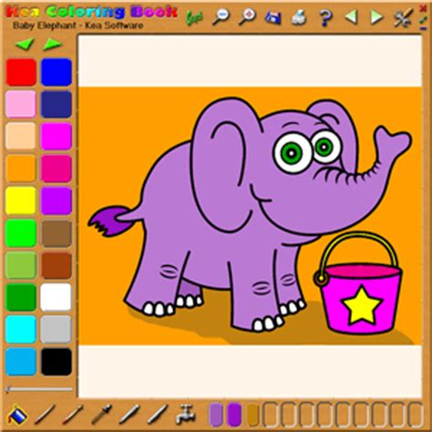 colouring book free software kea coloring book free and software reviews