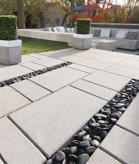 industria slab contemporary patio montreal by