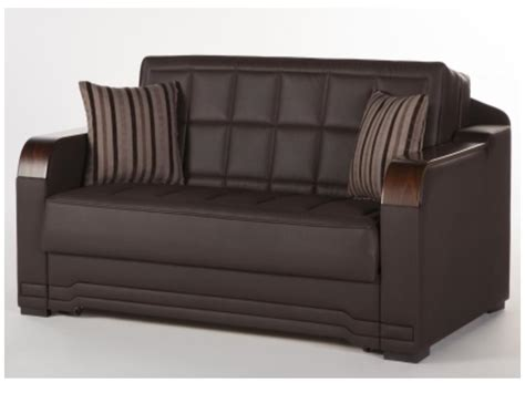 loveseat futon the willow convertible full size loveseat sofa bed click