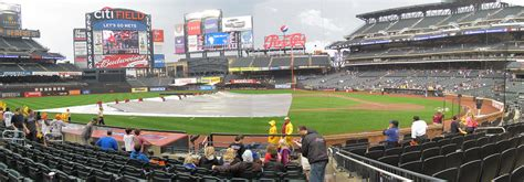 citi field sections citi field panoramas cook sons baseball adventures