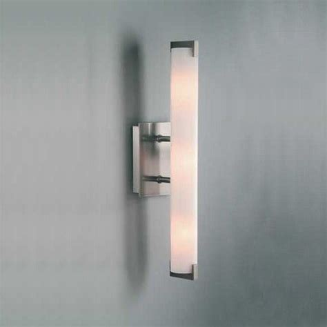 vertical fixtures or sconces mounted on either side of the 42 best images about modern bathroom lighting on pinterest