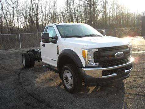 truck ohio ford cab chassis trucks in ohio for sale 238 used trucks