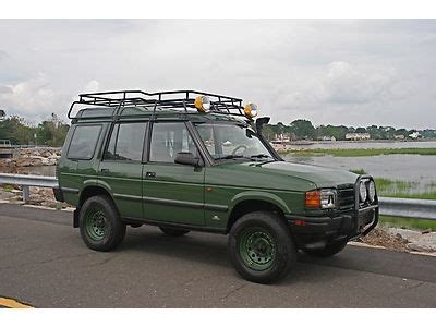 how make cars 1995 land rover discovery transmission control buy used 1995 land rover discovery quot restored 5 speed very rare gorgeous quot in southport