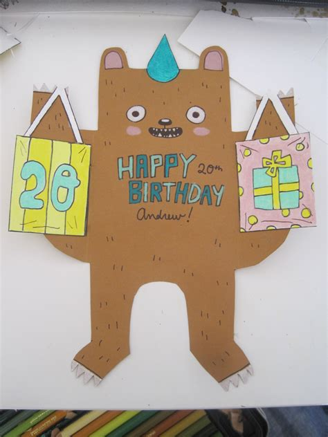 ideas for your own cards diy birthday cards for boyfriend alanarasbach