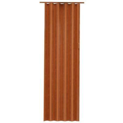 express one vinyl white accordion door accordion doors spectrum express one 48 in x 96 in vinyl fruitwood