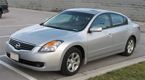 07 Nissan Altima by Nissan Altima Automotive Center