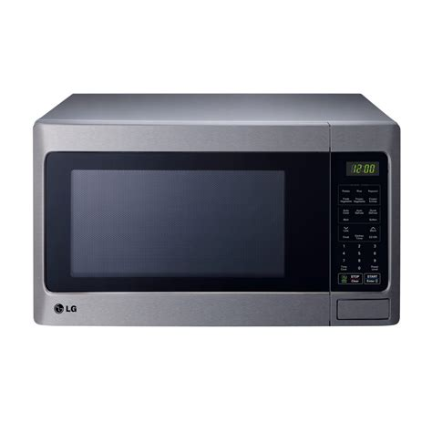 Daftar Microwave Oven Lg lcrt1513st lg appliances 1 5 cu ft 1100w countertop