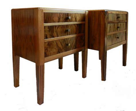 unusual bedside tables unusual pair art deco side cabinets nightstand bedside