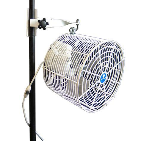 schaefer fans for sale 12 quot versa kool standard pole mount tent fan
