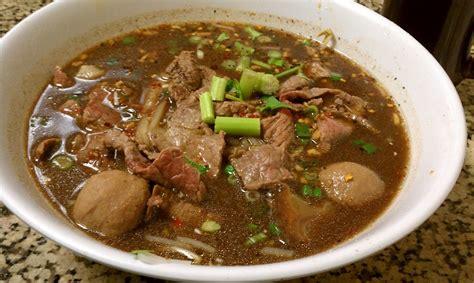 the boat noodle destination eats thai boat noodles at sanamluang