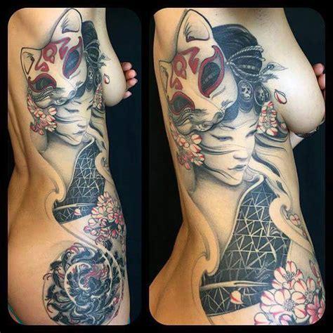 oriental tattoo gallery 133 best geisha tattoos images on pinterest geisha