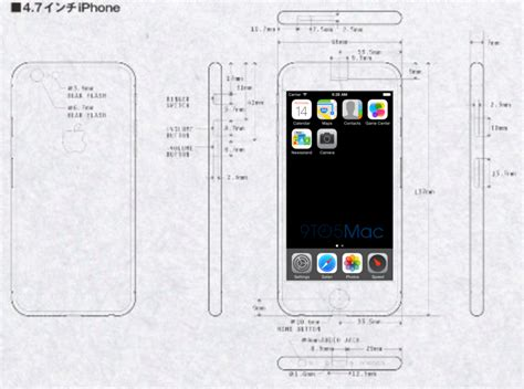 iphone 4 screen size 4 7 inch iphone 6 display to be a 1704 x 960 resolution new schematics