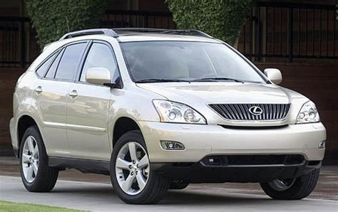 lexus rx 2006 2007 lexus rx 350 information and photos zombiedrive