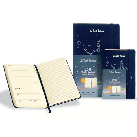 Limited Edition Cabs Pocket Type Andro the prince limited edition moleskine 2013 planners designtaxi