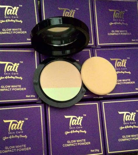 Harga Powder by Tati Glow White Compact Powder Harga Murah Original